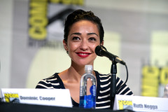 Ruth Negga (Gage Skidmore) Tags: seth rogen dominic cooper ruth negga joseph gilgun graham mctavish ian colletti danielle panabaker jason mantzoukas evan goldberg kevin smith preacher amc san diego comic con international california convention center