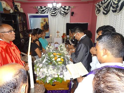 Star of Arossim Funeral