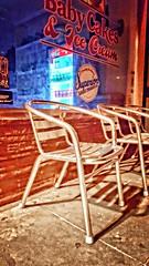 BABYCAKES (akahawkeyefan) Tags: chairs ice creamdave meyer babycakes soda machine