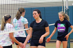 IMG_7541 (SJH Foto) Tags: girls volleyball high school scrimmage northstar boswell pa pennsylvania action shot