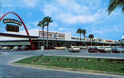 Northgate Shopping Center, Winter Haven, Florida