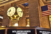 Grand Central Clock, New York (Joao Eduardo Figueiredo) Tags: grand central clock manhattan newyork new york us usa nikon nikond810 joaofigueiredo joaoeduardofigueiredo terminal station grandcentralterminal grandcentralstation american flag americanflag time