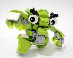 minipigmech02 (chubbybots) Tags: angrybirds pig mech lego