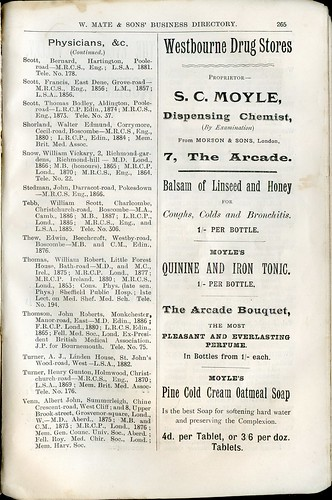 1894 Mate's Directory page 265