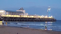 #bournemouth #pier #beach #southwest #england #dorset #uk #coast (Nicola Hosking) Tags: bournemouth uk pier england beach dorset southwest coast