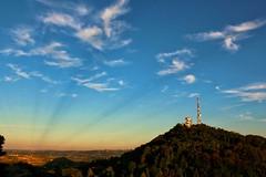 ray (andrea.suzzi1985) Tags: cesena bertinoro sole sun sunset emiliaromagna italy italia canon1200d canon ray sky cielo