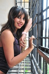South Actress SANJJANAA Photos Set-10 (15)