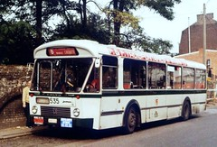 535 6 (brossel 8260) Tags: belgique bus stil liege jonckheere volvo