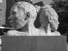 Morphous in Union Square (deepaqua) Tags: unionsquare morphous lionelsmit statue publicart nyc