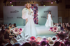 Stunning catwalk shows. Credit: Louise Bjorling