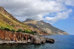 Riserva Orientata dello Zingaro (Davide Massidda) Tags: sicilia sicily sea natural seascape chiesa church erice