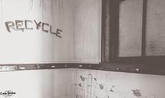 DSC_0507 (Passionate Perspective Photography) Tags: school rox abandoned passionate perspective photography conceptual fine art girl desk piano record player 20th century