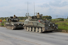 T.J. Neate Copyrighted Photograph (Neatescale) Tags: arv samson reme recovery spta salisbury plain rtr