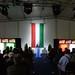 Lakossági fórumot tartott Semjén Zsolt Polgárdiban a migrációról és a kötelező betelepítési kvóta elleni népszavazásról