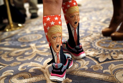 Trump socks, From FlickrPhotos
