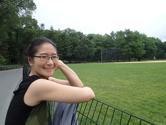 The great lawn. (Robbie1) Tags: centralpark kathy newyorkcity