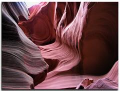 Lower Canyon (fotomark.net) Tags: antelopecanyon abstract rockscape pageaz color