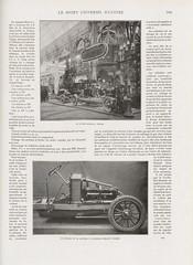 1907-12-01. Le Sport universel illustr 799 (foot-passenger) Tags: salondelautomobile 1907 france bnf gallica