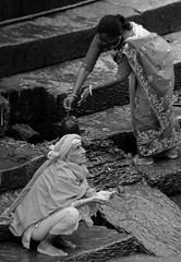 Pieuse (NatCau2016) Tags: priere prayer temple festival tradition nepal