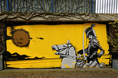 Artist: MARVEL  - Warpaint 2014 -  The whole wall (pharoahsax) Tags: graffiti buehl pmbvw bw baden wrttemberg sden deutschland kunst art streetart street urban urbanart paint graff wall germany artist legal mural painter painting peinture spraycan spray writer writing artwork tag tags worldgetcolors world get colors marvel