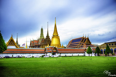 Wat Phra Kaew (harryz Photography) Tags: thailand bangkok watphrakaew wat temple asia culture buddha buddhist belief religion colorful peace trave