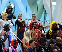 Baltimore ComicCon 2016 (mebrett) Tags: bcc2016 baltimore comiccon con ...  Comiccon