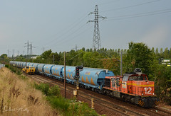 64988 pour Chartres (- Oliver -) Tags: sncf train colas rail g1206 millet cereales