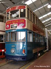 Wirral Transport Museum 69 (TonyW1960) Tags: wirraltransportmuseum birkenhead hongkong 69 tram strassenbahn trikk tranvia