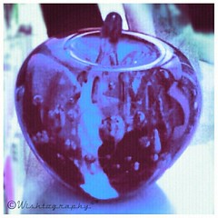 #AppleOfMyEye (Wishtography) Tags: blue apple beautiful awesome bubbles stunning appleofmyeye streamzoo szjunkies szaddicts