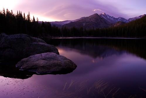 october bear lake