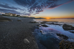 been there, done that | cohasset, ma (elmofoto) Tags: ocean sunset summer seascape reflection beach photoshop landscape evening sand nikon massachusetts wideangle pebbles atlantic seashore hdr 500v gettyimages d800 lightroom cohasset 32bit beentheredonethat fav25 cs6 lr4 1424mm nikond800 elmofoto
