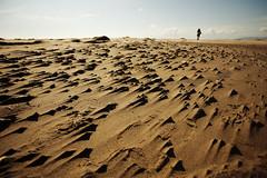 Manana (laororo) Tags: beach sand wind catalonia catalunya futuro deltadelebre