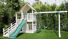 IMG_0864 (Swing Set Solutions) Tags: set play swings vinyl slide structure swing solutions playset polyvinyl