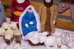 Knitivity or Knitted Nativity at St John The Baptist Church Dodworth (125) (PHH Sykes) Tags: church saint st john baptist knitted figures nativity the dodworth knitivity