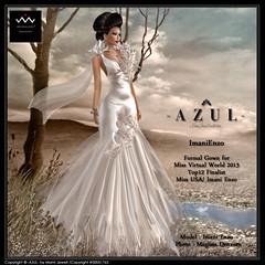 ImaniEnzo Image_c (mami_jewell) Tags: new usa azul evening model dress release contest feather silk final enzo gown imani organza forma bosl mvw conpetition missvirtualworld