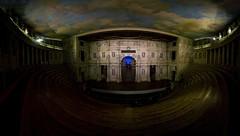 Vicenza, Teatro Olimpico (forastico) Tags: teatro vicenza palladio veneto d60 olimpico teatroolimpico forastico nikonflickraward luckyorgood