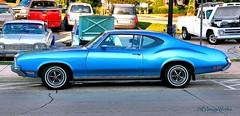 sky blue Cutlass (AceOBase (thank you for 1.1 million views!)) Tags: street city blue original light summer usa color art classic beautiful car america canon reflections photography cool whitewalls classiccar colorful artist shadows ride artistic ace wheels smooth vivid clean chrome custom hdr goodtimes supreme cutlass coolcar carart artisticexpression slammin tonemapped worldcars hdraddicted onewickedride hangingoutwiththefamily alltypesoftransport photoartbloggroup awalkinasmalltown certifiedcarcrazy 1sweetride idreamofcarsmotorsandhorsepower youjustdontseethiseveryday ilovemy50d sbimageworks canonwarrior