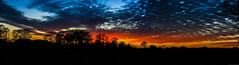 Kissimmee Sunset (Ricymar Photography(Thanks Everyone!!!!)) Tags: blue sunset red sky orange clouds florida kissimmee