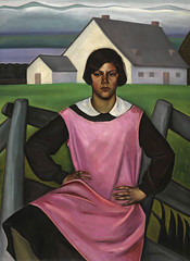 Prudence Heward - Rollande. 1929 (Prudence Heward) Tags: 1929 rollande prudenceheward