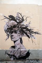 Monsieur Qui (dprezat) Tags: monsieurqui ericlacan lacan paris streetart street art graf tag pochoir stencil peinture aerosol bombe painting urban nikon d800 nikond800