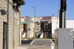 MIKE (STILSAYN) Tags: california mike graffiti oakland bay area 2013