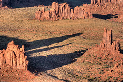 Lengthening Shadows (Ralph Earlandson) Tags: arizona huntsmesa monumentvalley dailyrayofhope2013 desert coloradoplateau droh