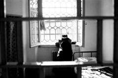 CLAUDIO GUALA'  Il vecchio carcerato (giovanni_bua) Tags: sardegna biancoenero storia nuoro vecchiocarcerato gualà