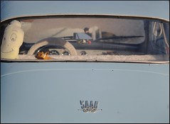 Retro (Marie Granelli) Tags: car explore saab