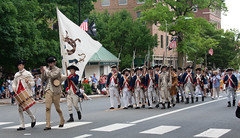 CO206 Revolutionary Reenactors (listentoreason) Tags: usa holiday america canon newjersey unitedstates favorites places event princeton memorialday ef28135mmf3556isusm score30
