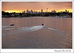 Rowing (Jong Soo(Peter) Lee) Tags: sunrise river sydney australia rowing parramattariver sydneysunrise