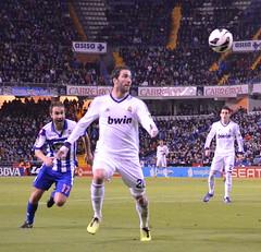 Deportivo_NandoMartnez_Vavel (VAVEL Espaa (www.vavel.com)) Tags: madrid sports spain soccer bbva deportivo rm realmadrid depor vavel spanishleague ayoze higuain spanishsoccer pipitahiguain