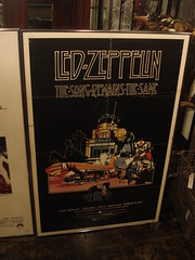 """SONG REMAINS SAME ZEPPELIN MOVIE POSTER • <a style=""""font-size:0.8em;"""" href=""""http://www.flickr.com/photos/51721355@N02/8518291769/"""" target=""""_blank"""">View on Flickr</a>"""