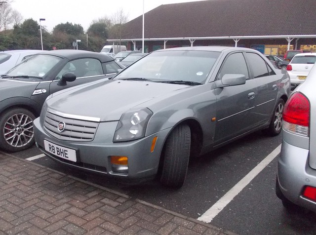 sport 2006 cadillac luxury cts a