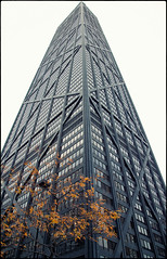 John Hancock Center (Richard Pilon) Tags: chicago building architecture skyscraper nikon johnhancock johnhancockbuilding johnhancockcenter